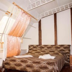 Гостиница Клеопатра Номер Бизнес с разными типами кроватей фото 2
