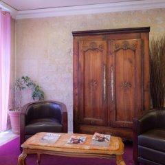 Отель Hôtel Prince Франция, Париж - отзывы, цены и фото номеров - забронировать отель Hôtel Prince онлайн интерьер отеля