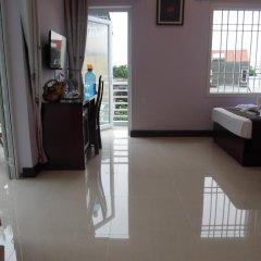 Отель The Moon Villa Hoi An 2* Номер Делюкс с различными типами кроватей фото 6