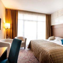 Qubus Hotel Krakow Краков комната для гостей фото 3