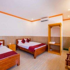 Отель Hanh Ngoc Bungalow 2* Стандартный номер с 2 отдельными кроватями фото 3