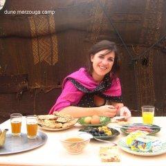 Отель Dune Merzouga Camp Марокко, Мерзуга - отзывы, цены и фото номеров - забронировать отель Dune Merzouga Camp онлайн питание