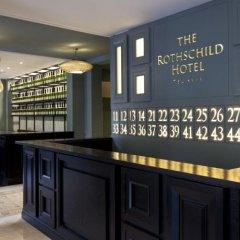The Rothschild Hotel - Tel Avivs Finest Израиль, Тель-Авив - отзывы, цены и фото номеров - забронировать отель The Rothschild Hotel - Tel Avivs Finest онлайн интерьер отеля фото 2