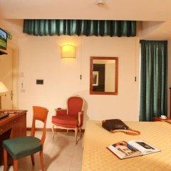 Hotel Delle Vittorie 3* Стандартный номер с двуспальной кроватью фото 4