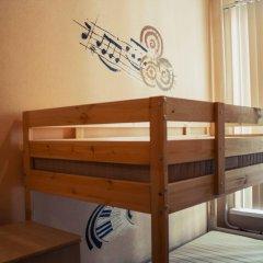 Hostel Kak Doma Кровать в общем номере с двухъярусной кроватью фото 3