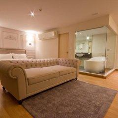 Thee Bangkok Hotel 3* Улучшенный номер с различными типами кроватей фото 14