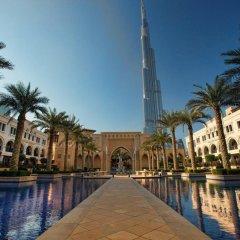 Апартаменты Downtown Al Bahar Apartments бассейн