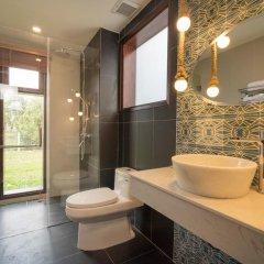 Отель Water Coconut Boutique Villas 3* Улучшенный номер с различными типами кроватей фото 8
