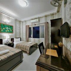 Nguyen Khang Hotel 2* Номер Делюкс с различными типами кроватей фото 5