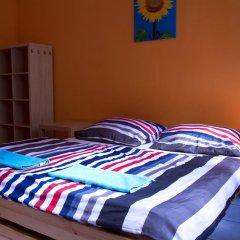 Хостел Seven Prague Номер с общей ванной комнатой с различными типами кроватей (общая ванная комната) фото 45