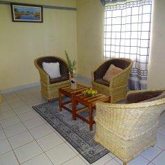Отель Africana Yard спа
