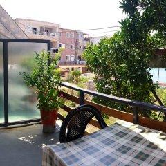 Отель Adriana Албания, Ксамил - отзывы, цены и фото номеров - забронировать отель Adriana онлайн балкон