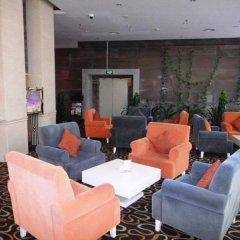 University Town International Hotel интерьер отеля фото 3