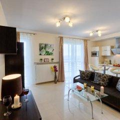 Отель City Aparthotel Wola Апартаменты с различными типами кроватей фото 8