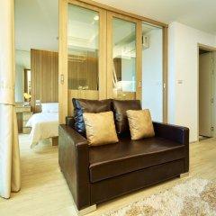 Отель The Chezz Central Condo By Mypattayastay Паттайя комната для гостей фото 4