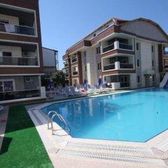 Mehtap Family Hotel бассейн