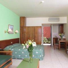 Отель Panas Holiday Village 3* Студия с различными типами кроватей фото 3