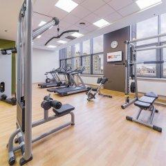 Отель Холидей Инн Киев фитнесс-зал фото 2