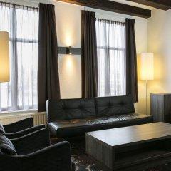 Eden Hotel Amsterdam 3* Апартаменты с двуспальной кроватью фото 10
