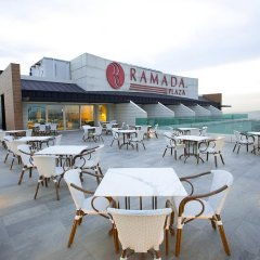 Отель Ramada Plaza Istanbul Asia Airport питание фото 2