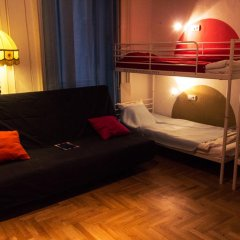 Hostel Budapest Center Стандартный номер с различными типами кроватей фото 25