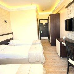 Camyuva Beach Hotel 4* Стандартный номер с различными типами кроватей фото 7