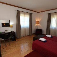 INATEL Piódão Hotel 4* Улучшенный номер двуспальная кровать фото 2