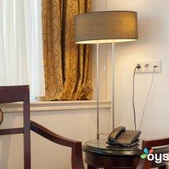 Отель XO Hotels Blue Tower 4* Представительский номер с различными типами кроватей фото 32