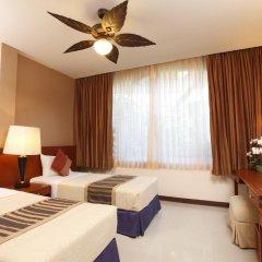 Piman Garden Boutique Hotel 3* Улучшенный номер с двуспальной кроватью фото 2
