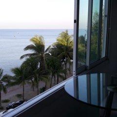Отель Rooms @Won Beach Стандартный номер с различными типами кроватей фото 20