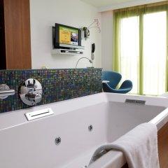 Avalon Hotel 4* Стандартный номер с различными типами кроватей фото 4