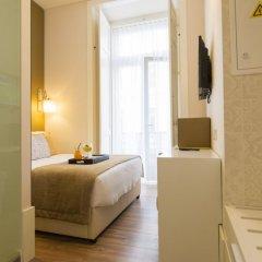 Отель My Story Ouro 3* Стандартный номер с различными типами кроватей фото 7