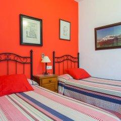 Отель Pension San Marcos Стандартный номер с различными типами кроватей фото 9