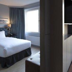 Отель Hilton Helsinki Strand 4* Стандартный номер с различными типами кроватей фото 5