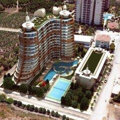 Отель Lumos Appartment бассейн