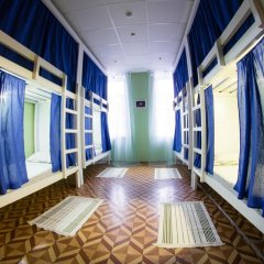 Laguna Hostel Кровать в общем номере с двухъярусной кроватью фото 13