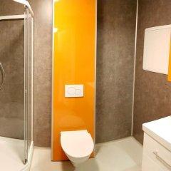 Отель Saltstraumen Brygge 3* Апартаменты с различными типами кроватей фото 16