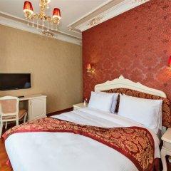 Enderun Hotel Istanbul 4* Стандартный семейный номер с двуспальной кроватью фото 7