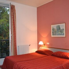 Отель Hôtel Williams Opéra 3* Стандартный номер с различными типами кроватей фото 7
