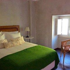 Отель Mercearia d'Alegria Boutique B&B Улучшенный номер двуспальная кровать фото 2
