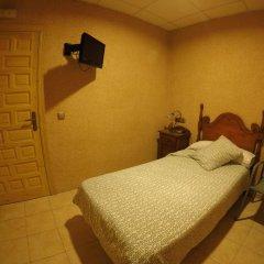 Отель Hostal La Casa de Enfrente Стандартный номер разные типы кроватей фото 8