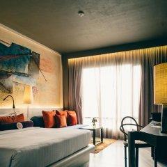 Siam@Siam Design Hotel Bangkok 4* Стандартный номер с различными типами кроватей фото 11