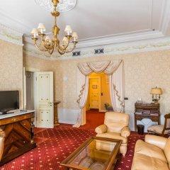 Талион Империал Отель 5* Улучшенный люкс с различными типами кроватей фото 3