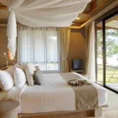 Отель Twin Lotus Koh Lanta 4* Вилла с различными типами кроватей фото 10