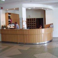 Отель Uni-Hotel Diakotthon Венгрия, Силвашварад - отзывы, цены и фото номеров - забронировать отель Uni-Hotel Diakotthon онлайн интерьер отеля