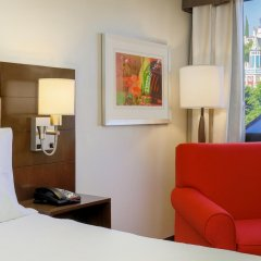 Отель Hilton Garden Inn Los Angeles/Hollywood 3* Стандартный номер фото 2