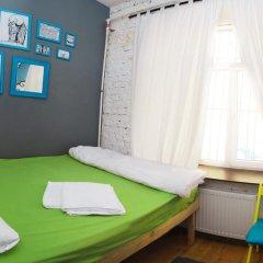 АРТ хостел Культура Номер Эконом с разными типами кроватей (общая ванная комната) фото 7