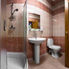 Гостиница ГородОтель на Белорусском 2* Кровать в мужском общем номере с двухъярусной кроватью