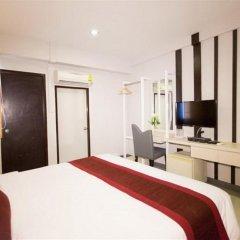 SF Biz Hotel 3* Улучшенный номер с различными типами кроватей фото 8