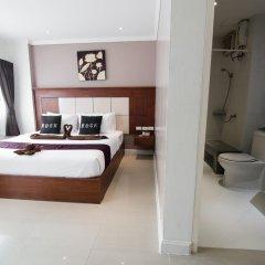 Отель Natural Beach 3* Улучшенный номер фото 3